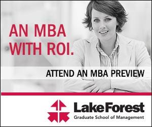 Lake Forest Leadership MBA