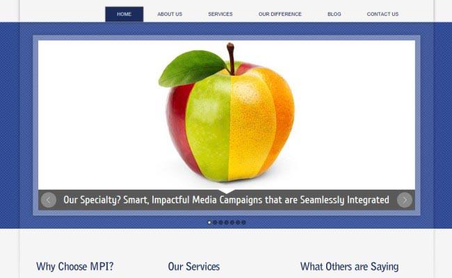MPI site capture