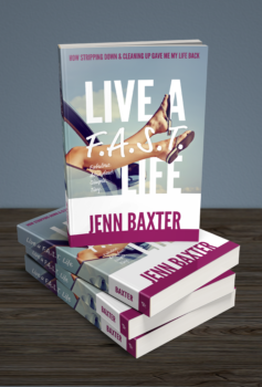 "Silver Tree Publishing Honors ""F.A.S.T. Life"" Founder Jenn Baxter with Book Contract"